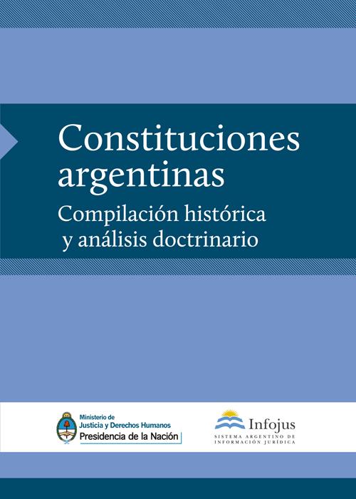 Constituciones Argentinas