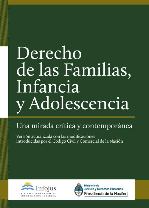 Derecho de las Familias, Infancia y Adolescencia