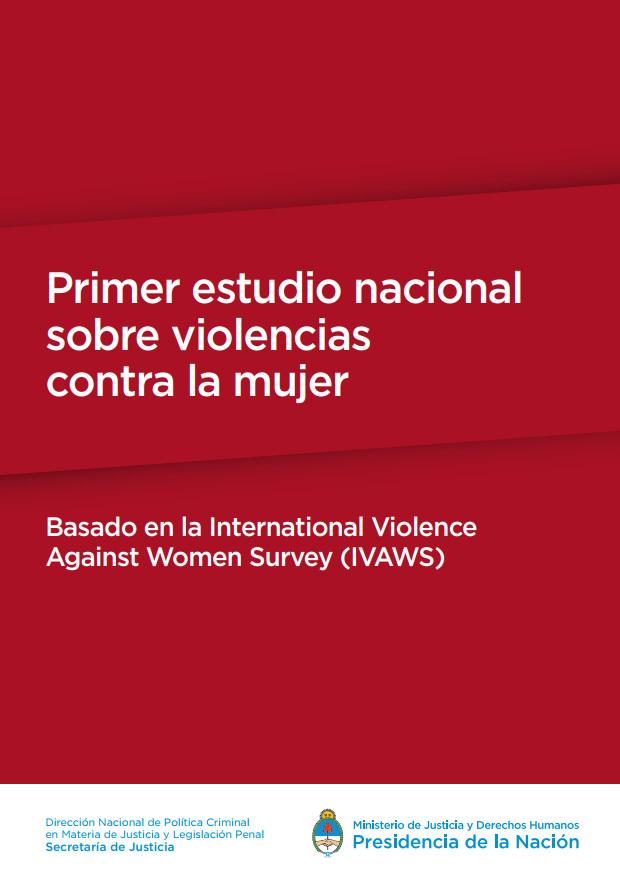 Primer estudio nacional sobre violencias contra la mujer