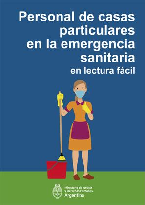 Personal de casas particulares en la emergencia sanitaria