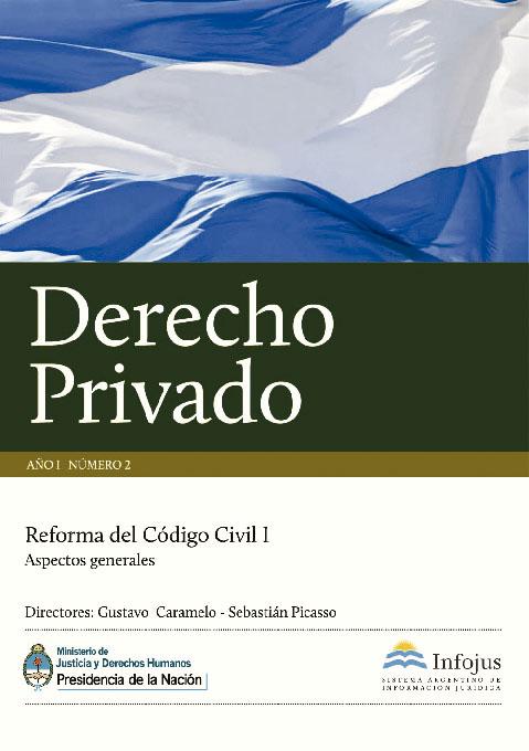 Derecho Privado N° 2